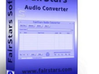 FairStars Audio Converter 2.10 Full + Crack
