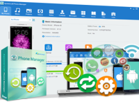 Apowersoft Phone Manager PRO 2.3.7 full + Crack