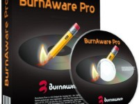 BurnAware Professional 8.0 Full + Keygen