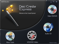 MEFmedia Disc Create Express 6.5.6 Full + Crack