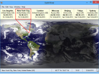 DeskSoft EarthTime 5.2.0 Full + Crack