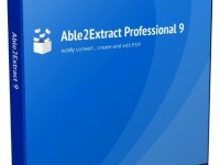 Able2Extract Professional 9.0.10.0 Full + Crack