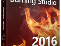 Ashampoo Burning Studio Free 2016 16.0.2.3 Full + Keygen