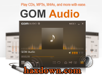 GOM Audio 2.0.11.1156 Full + Crack