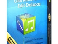 Cool Record Edit DeLuxe 9.1.5 Full + Keygen