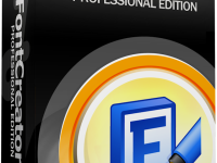 High-Logic FontCreator Professional 10.0.0 Build 2095 Full + Keygen