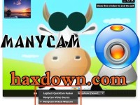 ManyCam 5.5.2.1 Full + Crack