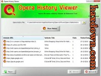 Opera History Viewer 1.0 Full + Crack
