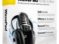 WavePad Sound Editor Masters Edition 7.04 Full + Crack