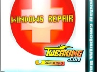 Tweaking Windows Repair 2018 4.0.0 Full + Crack