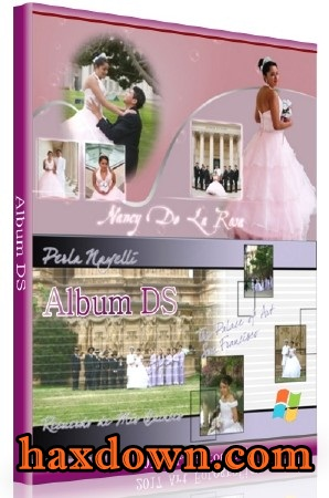 Album ds 11 0 8 full crack haxdown for Album ds templates