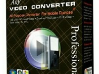 Any Video Converter Professional 6.1.6 Full + Keygen