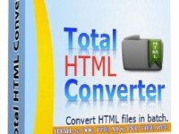 Total HTML Converter 5.1.0.129 Full + Serial Key