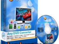 Any DVD Converter Professional 6.1.6 Full + Keygen