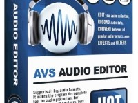 AVS Audio Editor 8.4.3.520 Full + Crack