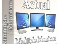 Actual Multiple Monitors 8.12 Full + Crack