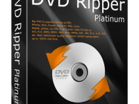 WinX DVD Ripper Platinum 8.8.0.208 Full + Patch