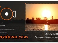 Aiseesoft Screen Recorder 2.0.8 Full + Patch