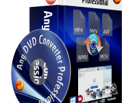 Any DVD Converter Professional 6.2.5 Full + Keygen