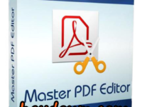 Master PDF Editor 5.2.00 Full + Patch