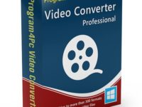 Program4Pc Video Converter Pro 10.3.0 Full + Serial Key