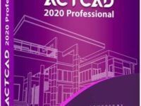 ActCAD 2020 Professional Full Version