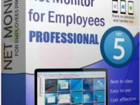 EduIQ Net Monitor for Employees Professional 5.6.15 Full + Keygen