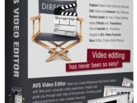 AVS Video Editor 9.1.1.336 Full + Crack