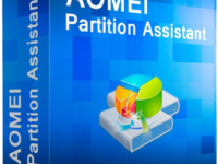 AOMEI Partition Assistant Technician 8.4 Bootable Media Full + Patch