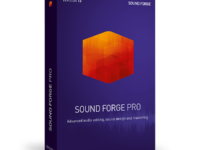 MAGIX SOUND FORGE Pro 13.0.0.100 Full + Crack