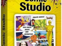 Digital Comic Studio Deluxe 1.0.5.0 Full Version
