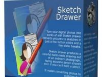 SoftOrbits Sketch Drawer Pro 6.0 Full + Serial Key