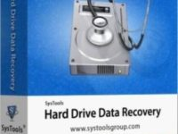 SysTools Hard Drive Data Recovery 10.1.0.0 Full + Crack