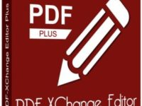 PDF-XChange Editor Plus 8.0.334.0 Full + Crack
