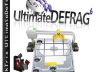 DiskTrix UltimateDefrag 6.0.46.0 Full + Crack