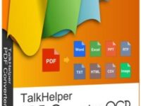 TalkHelper PDF Converter OCR 2.3.1.0 Full + Crack