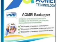 AOMEI Backupper Professional / Technician / Technician Plus / Server 5.6.0 Full + Serial Key