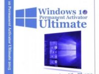 Windows 10 Permanent Activator Ultimate 2.8 Full + Crack