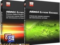 AIDA64 Extreme / Engineer Edition 6.20.5366 Full + Keygen