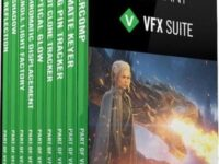 Red Giant VFX Suite 1.5.1 Full + Serial Key