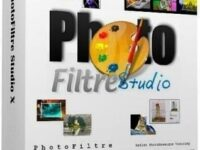 PhotoFiltre Studio X 10.14.1 Full + Keygen