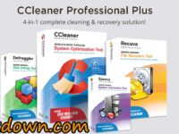 CCleaner Professional Plus 5.73 Full Crack