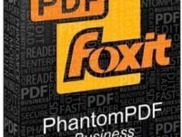 Foxit PhantomPDF Business 10.1.1.37576 Full + Crack