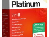Nero Platinum Suite 2021 23.0.1010 Full + Patch