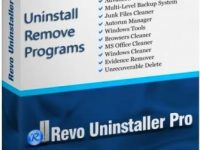 Revo Uninstaller Pro 4.4.2 Full + Serial Key