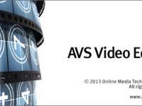 AVS Video Editor 7.1.2.262 Full + Crack