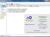 Flashpaste 6.1 Full + Crack