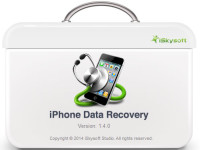 iSkysoft iPhone Data Recovery 2.6.1.2 Full + Crack