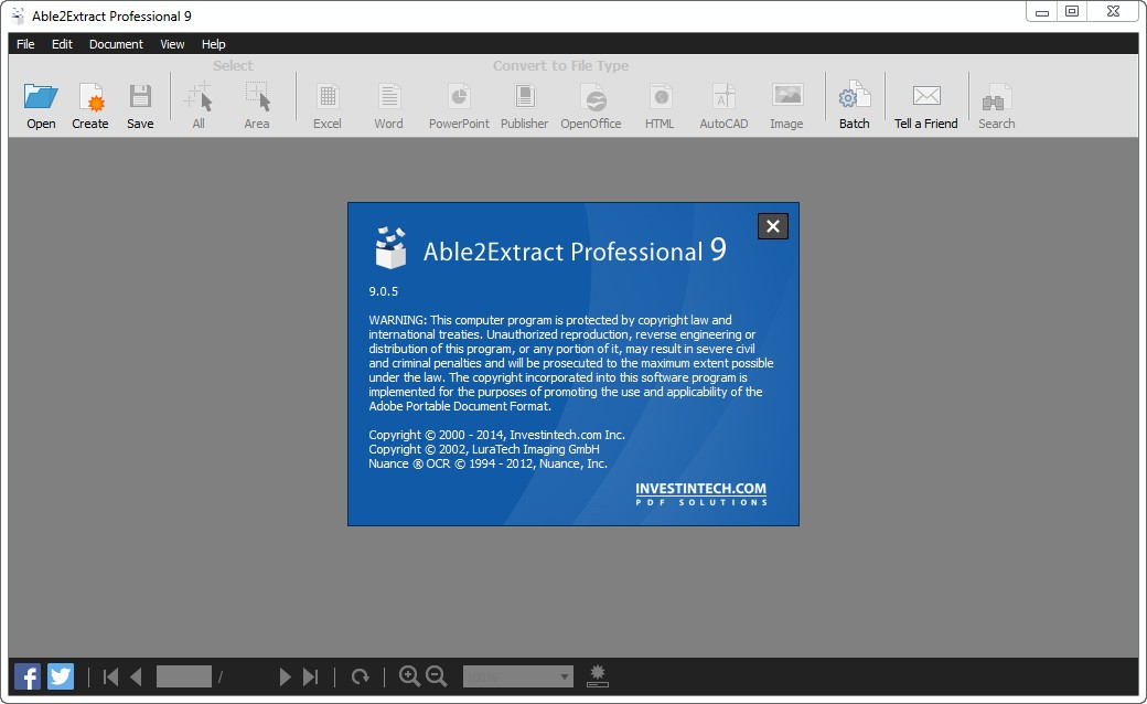 Able2Extract Professional 9.0.8 Full + Crack - Haxdown