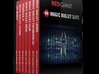 Red Giant Magic Bullet Suite v12 Full + Crack